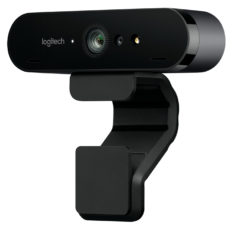 Logitech Brio 4k Pro Cam Launched In India At 24,995 INR