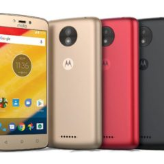 Motorola Might Soon Launch Entry-level Moto C and Moto C Plus Smartphones