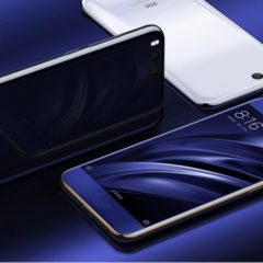 Xiaomi Mi 6 With Dual Rear Cameras and Snapdragon 835 Goes Official