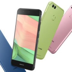 Huawei Nova 2 and Nova 2 Plus with Dual Rear and 20MP selfie camera announced
