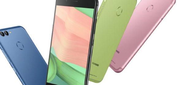 Huawei Nova 2 and Nova 2 Plus with Dual Rear and 20MP selfie camera announced