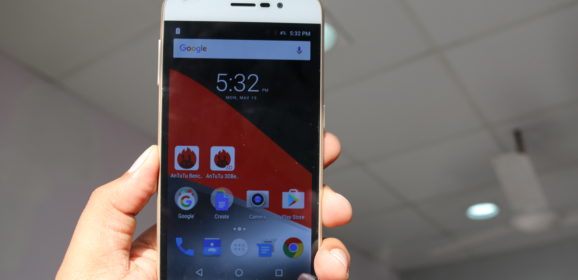 Panasonic P85 – A Handy Affordable Phone With Big Battery