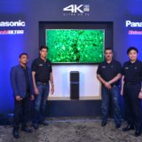 Panasonic Launches EX750 And EX600 Series 4K UDH TVs And UA7 Sound System