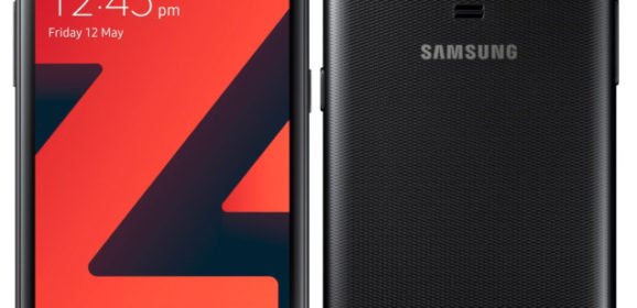 Samsung Z4 running Tizen OS 3.0 Launched At 5,790 INR