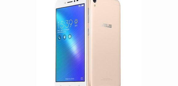 Asus Zenfone Live With Live Beautification Support Launched At 9,999 INR