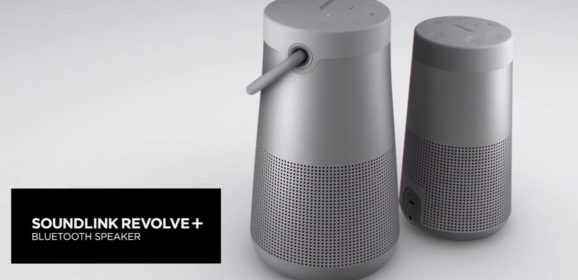 Bose SoundLink Revolve and SoundLink Revolve+ Bluetooth Speakers Launched At 19,900 INR and 24,500 INR