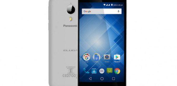 Panasonic Eluga I3 Mega With 5.5-Inch Display and 4000mAh Battery Launched At Rs. 11,490