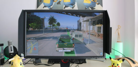 BenQ Zowie XL2735 Gaming Monitor Review