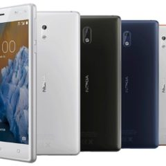 Nokia 3, 5 and 6 With Android Nougat Launched Starting At 9,499 INR