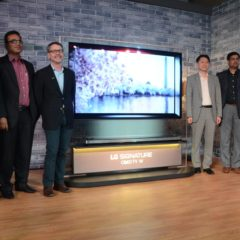 LG OLED TVs Launched in India With Price Starting At Rs. 3.25 Lakhs