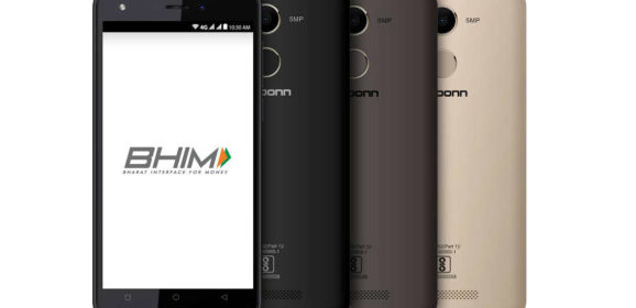 Karbonn K9 Kavach 4G With BHIM App And Fingerprint Sensor Launched At 5,290 INR