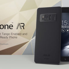 ASUS Zenfone AR With 5.7 QHD Display And 8GB RAM Launched At 49,999 INR