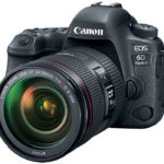 Canon EOS 6D Mark II with Full Frame Sensor Launched At 1,32,995 INR
