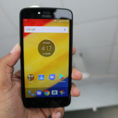 Moto C Plus Review – Stock Android Experience with Big Battery