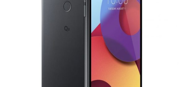 LG Q8 With 5.2-Inch QHD Display and Dual Cameras Goes Official