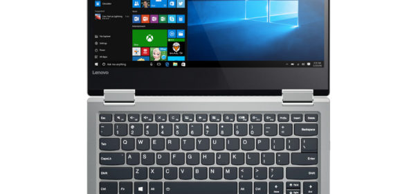 Lenovo Launches New Range Of Ideapad and Yoga Laptops In India