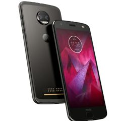 Motorola Moto Z2 Force With 5.5 inch QHD Shatterproof Display And Dual Cameras Announced