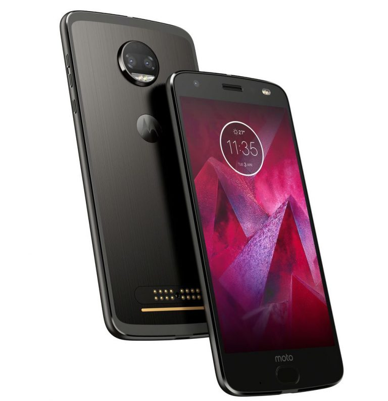 Motorola Moto Z2 Force With 5 5 inch QHD Shatterproof Display And