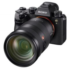 Sony A9 Mirrorless Camera With World's First Full Stacked CMOS Sensor Launched In India