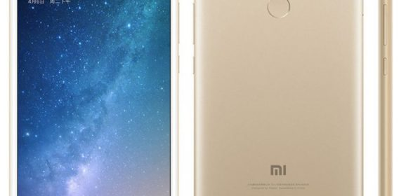 Xiaomi Mi Max 2 With 6.44 inch Full HD Display And 5300mAh Battery Launched At 16,999 INR