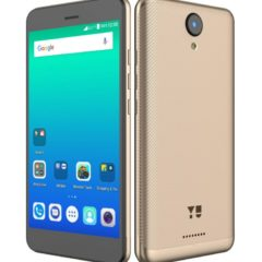 YU Yunique 2 With 5 inch HD Display And 13MP Rear Camera Launched At Rs. 5,999
