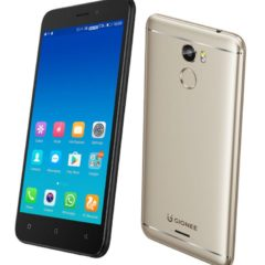 Gionee X1 With 8MP Front Camera And Android 7.1 Nougat Launched At 8,999 INR