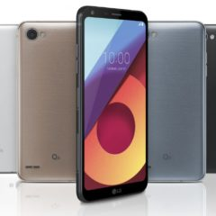 LG Q6 With 5.5 inch FHD+ Display And Android Nougat Launched At Rs. 14,990