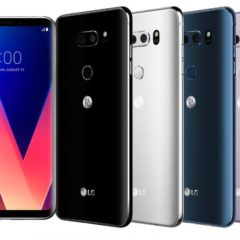 LG V30 With 6-inch Curved OLED Display And Snapdragon 835 Launched