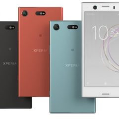 Sony Xperia XZ1 and Xperia XZ1 Compact With Android Oreo Launched