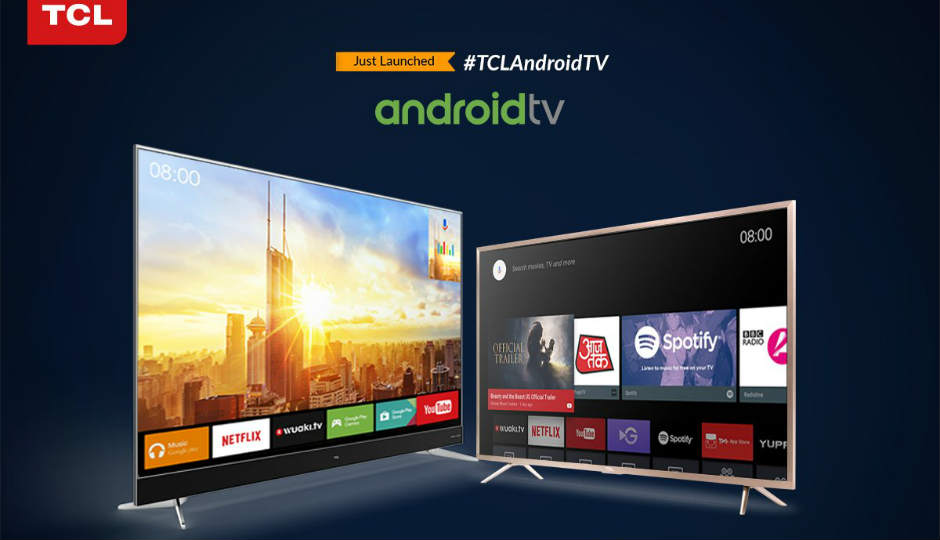 Tcl C2 And P2m Uhd Android Tvs Launched Price Starts At 62990 Inr