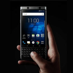 BlackBerry KEYone With 4.5 inch Display, QWERTY Keyboard And 4GB RAM Launched At 39,990 INR