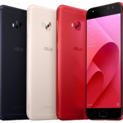 ASUS Zenfone 4 Selfie Pro With 24MP Selfie Camera Launched At 23,999 INR