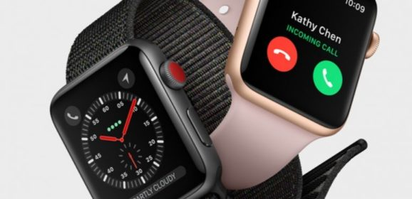 Apple Watch 3 With 4G LTE Support Goes Official