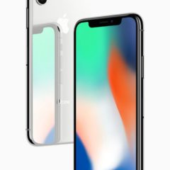 iPhone X With 5.8 inch OLED Super Retina HD Display and Dual Rear Cameras Announced