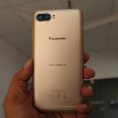 Panasonic Eluga Ray 500 Review: Dual camera on a budget