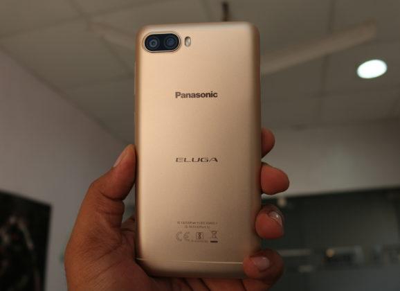 Panasonic Eluga Ray 500 Review: Dual camera on a budget