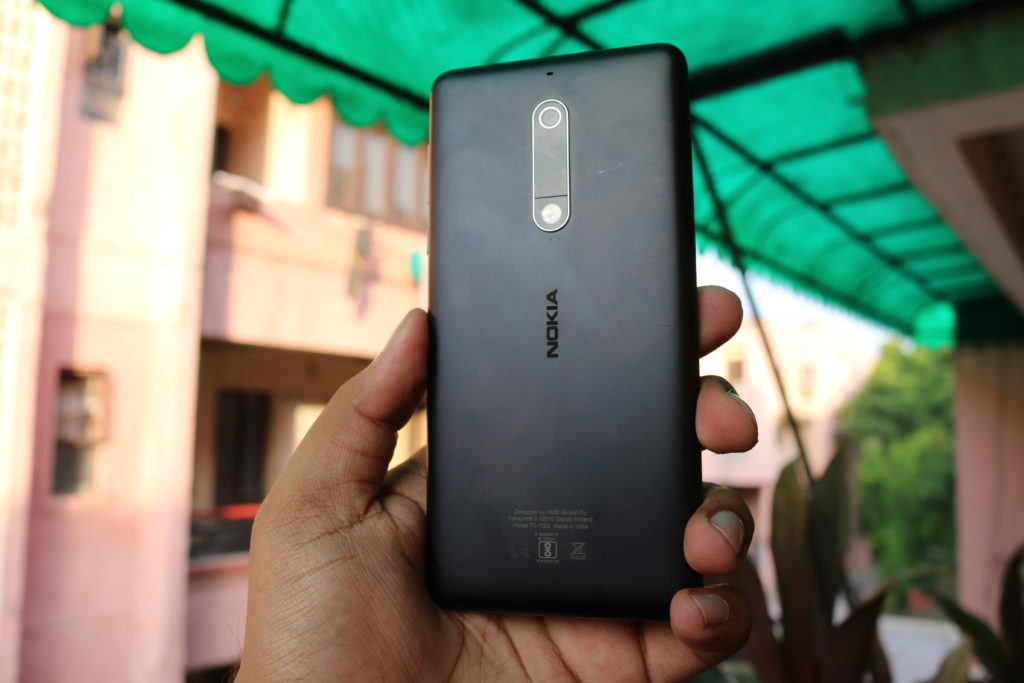 Nokia 3 getting Android 7.1.1 update in India & other markets