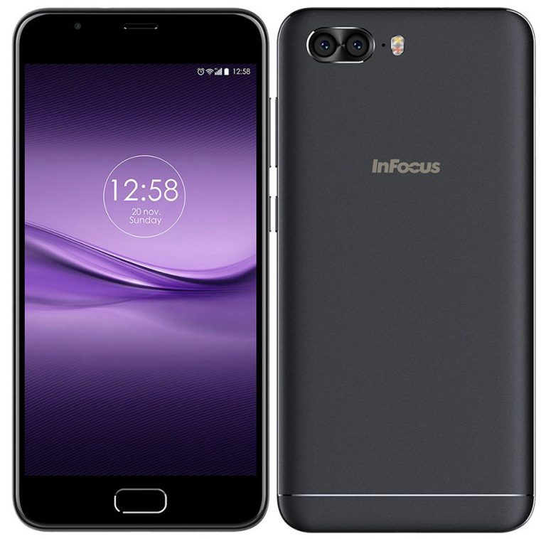 infocus turbo 5  Infocus Turbo 5 Plus And Snap 4 With Dual Rear Cameras Launched ...