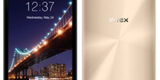 Intex Aqua Lions 2 With Android 7.0 Nougat And 2500mAh Battery Launched At 4,599 INR