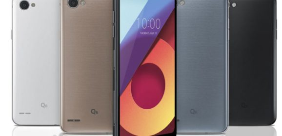 LG Q6+ With 4GB RAM and 64GB Storage Launched At 17,990 INR