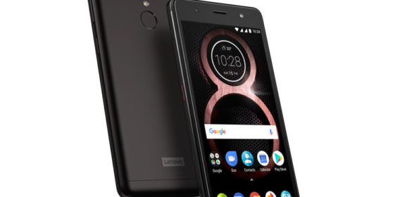 Lenovo K8 With Android Nougat OS And 4000mAh Battery Launched At 10,499 INR