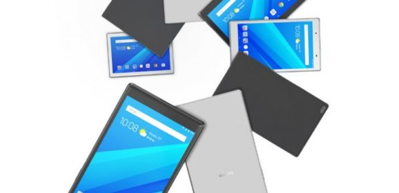 Lenovo Launches Four Tab 4 Series Tablets With Price Starting At 12,990 INR