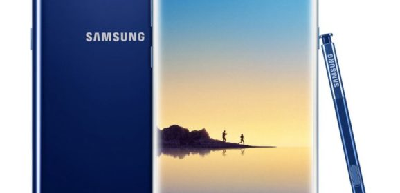 Samsung Galaxy Note 8 With 6.3 inch QHD+ Display And 6GB RAM Launched At 67,990 INR