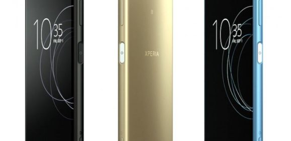 Sony Xperia XA1 Plus With 23MP Rear Camera Launched At IFA 2017