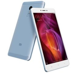 Xiaomi Redmi Note 4 Lake Blue Edition With 4GB RAM Launched At 12,999 INR