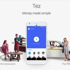 Google Launches UPI Payment App Tez in India
