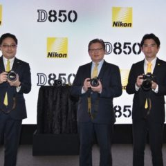 Nikon D850 Fast Full Frame DSLR With 45.7MP Sensor Launched Starting 2,54,950 INR