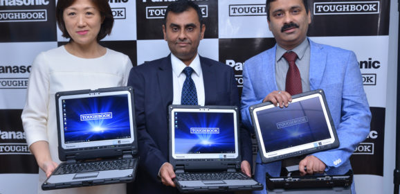 Rugged Panasonic Toughbook CF-33 2-in-1 Launched In India At Rs. 2,70,000
