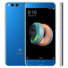 Xiaomi Mi Note 3 With Dual Rear Cameras And 6GB RAM Launched