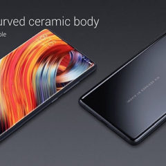 Xiaomi Mi MIX 2 With 18:9 Display And 6GB RAM Launched At 35,999 INR